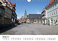 Quedlinburg im Harz (Wandkalender 2019 DIN A4 quer) - Produktdetailbild 1