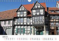 Quedlinburg im Harz (Wandkalender 2019 DIN A4 quer) - Produktdetailbild 6