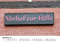 Quedlinburg im Harz (Wandkalender 2019 DIN A4 quer) - Produktdetailbild 11