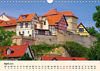 Quedlinburg - World Heritage Site in the Harz Mountains (Wall Calendar 2019 DIN A4 Landscape) - Produktdetailbild 4