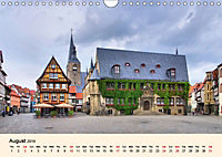 Quedlinburg - World Heritage Site in the Harz Mountains (Wall Calendar 2019 DIN A4 Landscape) - Produktdetailbild 8