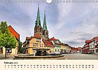 Quedlinburg - World Heritage Site in the Harz Mountains (Wall Calendar 2019 DIN A4 Landscape) - Produktdetailbild 2