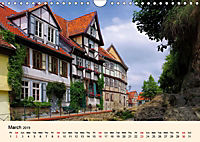 Quedlinburg - World Heritage Site in the Harz Mountains (Wall Calendar 2019 DIN A4 Landscape) - Produktdetailbild 3