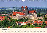 Quedlinburg - World Heritage Site in the Harz Mountains (Wall Calendar 2019 DIN A4 Landscape) - Produktdetailbild 9