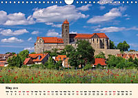 Quedlinburg - World Heritage Site in the Harz Mountains (Wall Calendar 2019 DIN A4 Landscape) - Produktdetailbild 5