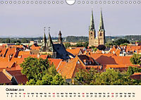 Quedlinburg - World Heritage Site in the Harz Mountains (Wall Calendar 2019 DIN A4 Landscape) - Produktdetailbild 10