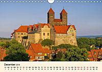 Quedlinburg - World Heritage Site in the Harz Mountains (Wall Calendar 2019 DIN A4 Landscape) - Produktdetailbild 12
