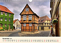 Quedlinburg - World Heritage Site in the Harz Mountains (Wall Calendar 2019 DIN A4 Landscape) - Produktdetailbild 11