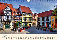 Quedlinburg - World Heritage Site in the Harz Mountains (Wall Calendar 2019 DIN A4 Landscape) - Produktdetailbild 7