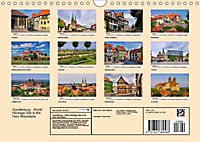 Quedlinburg - World Heritage Site in the Harz Mountains (Wall Calendar 2019 DIN A4 Landscape) - Produktdetailbild 13