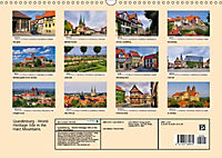 Quedlinburg - World Heritage Site in the Harz Mountains (Wall Calendar 2019 DIN A3 Landscape) - Produktdetailbild 13