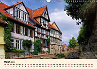 Quedlinburg - World Heritage Site in the Harz Mountains (Wall Calendar 2019 DIN A3 Landscape) - Produktdetailbild 3