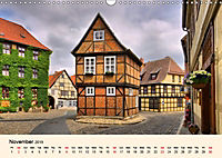 Quedlinburg - World Heritage Site in the Harz Mountains (Wall Calendar 2019 DIN A3 Landscape) - Produktdetailbild 11