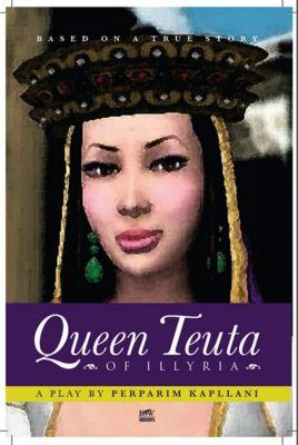 Queen Teuta Of Illyria, P.I. Kapllani