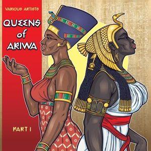 Queens Of Ariwa Part 1, Diverse Interpreten