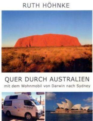 Quer durch Australien, Ruth Höhnke