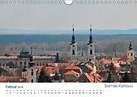 Quer durch Serbien (Wandkalender 2018 DIN A4 quer) - Produktdetailbild 2