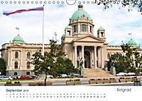 Quer durch Serbien (Wandkalender 2018 DIN A4 quer) - Produktdetailbild 9