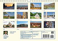 Quer durch Serbien (Wandkalender 2018 DIN A4 quer) - Produktdetailbild 13