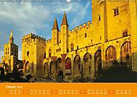 Quer durch Südfrankreich (Wandkalender 2019 DIN A2 quer) - Produktdetailbild 1