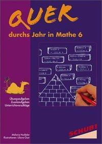 Quer durchs Jahr in Mathe 6, Melanie Hunkeler