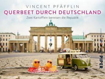 Querbeet durch Deutschland - Vincent Pfäfflin |