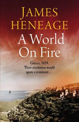 Quercus: A World on Fire, James Heneage