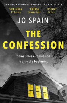 Quercus: The Confession, Jo Spain
