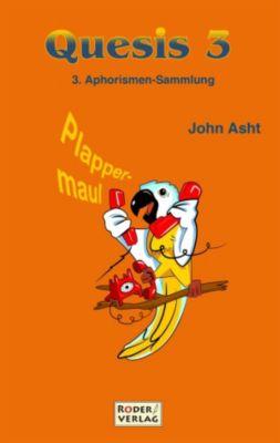 Quesis 3, John Asht