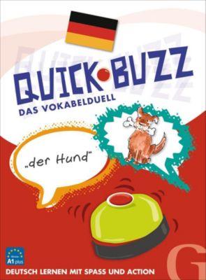 QUICK BUZZ - Das Vokabelduell - Deutsch (Spiel)