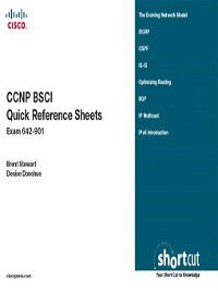 Quick Reference: CCNP BSCI Quick Reference Sheets, Denise Donohue, Brent Stewart, Jerold Swan