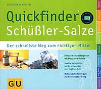 Quickfinder Schüßler-Salze - Produktdetailbild 1