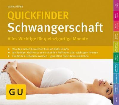 Quickfinder Schwangerschaft - Silvia Höfer pdf epub
