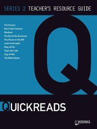 QuickReads: QuickReads Series 2 Teacher's Guide