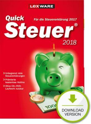 QuickSteuer 2018