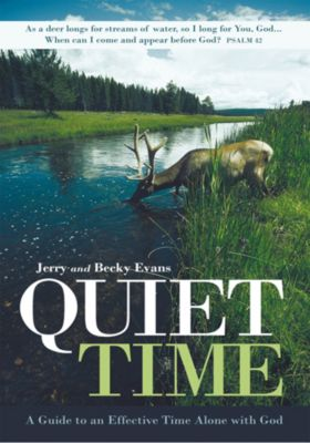 Quiet Time, Jerry Evans
