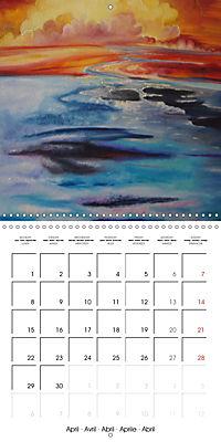 QUIETLY FLOWS THE RIVER (Wall Calendar 2019 300 × 300 mm Square) - Produktdetailbild 4