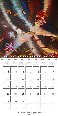 QUIETLY FLOWS THE RIVER (Wall Calendar 2019 300 × 300 mm Square) - Produktdetailbild 7