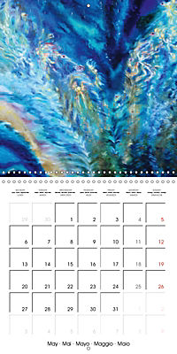 QUIETLY FLOWS THE RIVER (Wall Calendar 2019 300 × 300 mm Square) - Produktdetailbild 5