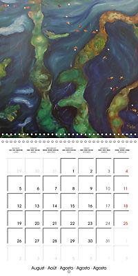 QUIETLY FLOWS THE RIVER (Wall Calendar 2019 300 × 300 mm Square) - Produktdetailbild 8