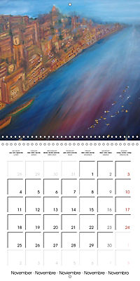 QUIETLY FLOWS THE RIVER (Wall Calendar 2019 300 × 300 mm Square) - Produktdetailbild 11