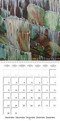 QUIETLY FLOWS THE RIVER (Wall Calendar 2019 300 × 300 mm Square) - Produktdetailbild 12