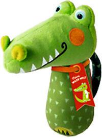 Quietscher: Freches Krokodil - Produktdetailbild 1