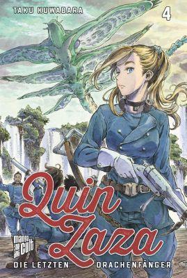 Quin Zaza - Die letzten Drachenfänger - Taku Kuwabara |