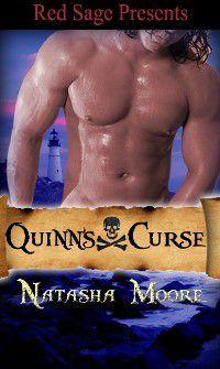 QUINN'S CURSE, Natasha Moore