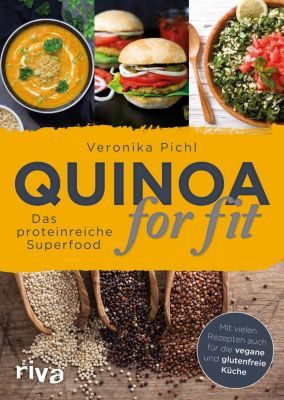 Quinoa for fit, Veronika Pichl