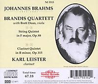 Quintets Op.88+115 - Produktdetailbild 1