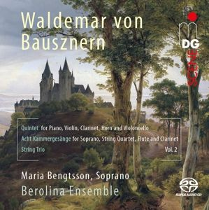 Quintett,8 Kammergesänge,Streichtro, Maria Bengtsson, Berolina Ensemble
