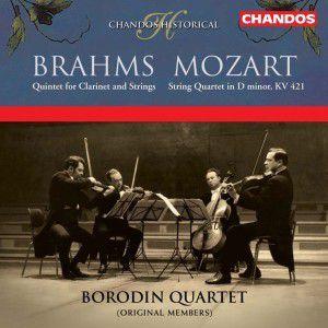 Quintett Op.115/quartett Kv421, Borodin Quartet