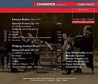 Quintett Op.115/quartett Kv421 - Produktdetailbild 1